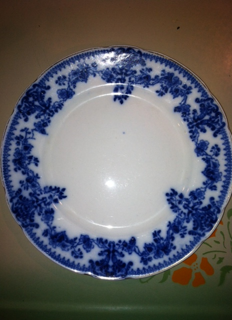 erin's plate