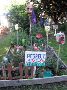 susan fowler's friendship garden